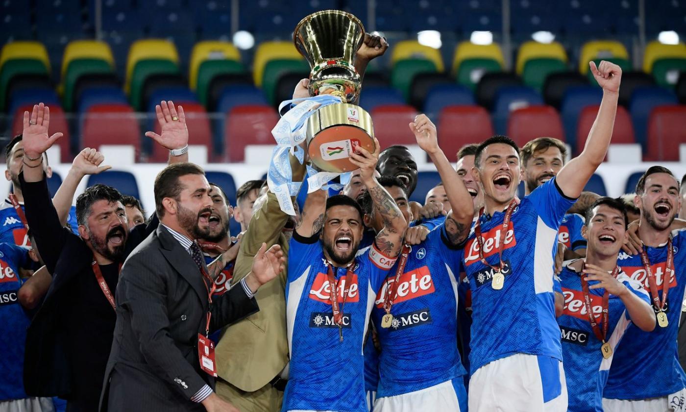 IL NAPOLI VINCE LA COPPA ITALIA! BATTUTA LA JUVE AI RIGORI | Altri  campionati Italia