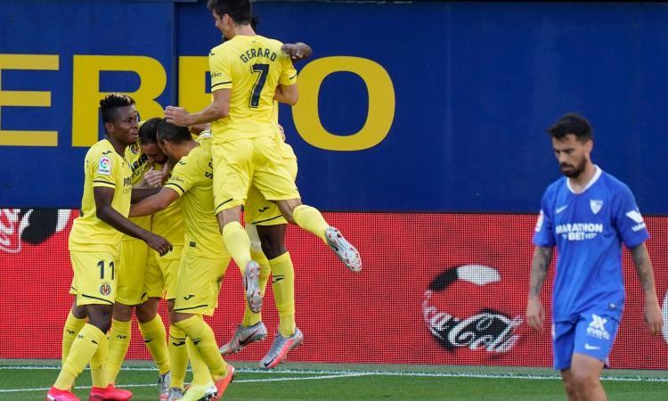 Dinamo Kiev-Villarreal, le formazioni ufficiali: out Bacca e Supryaga, c'è Paco Alcacer