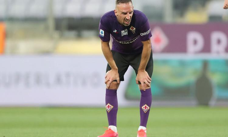 Ribery, durissima replica degli ultras: 'Sciacquati la bocca quando parli di Firenze, non siamo a Medellin'