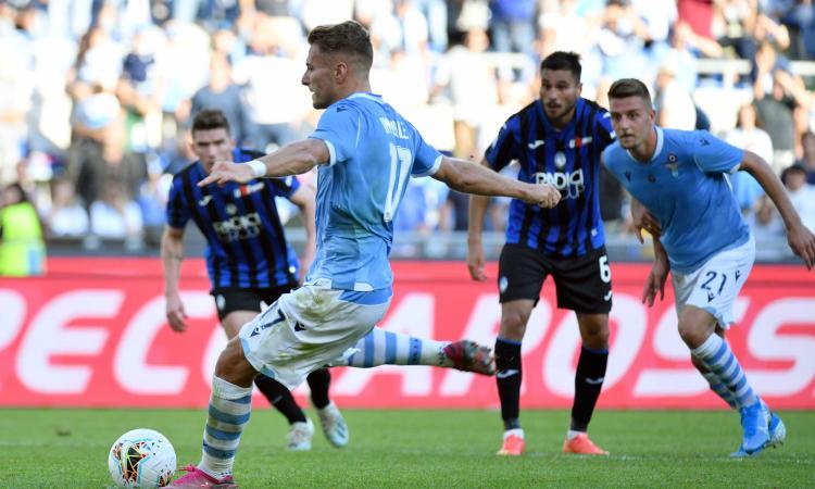 Serie A: Lazio-Atalanta sfida senza padroni. Inter e Udinese, strada in discesa