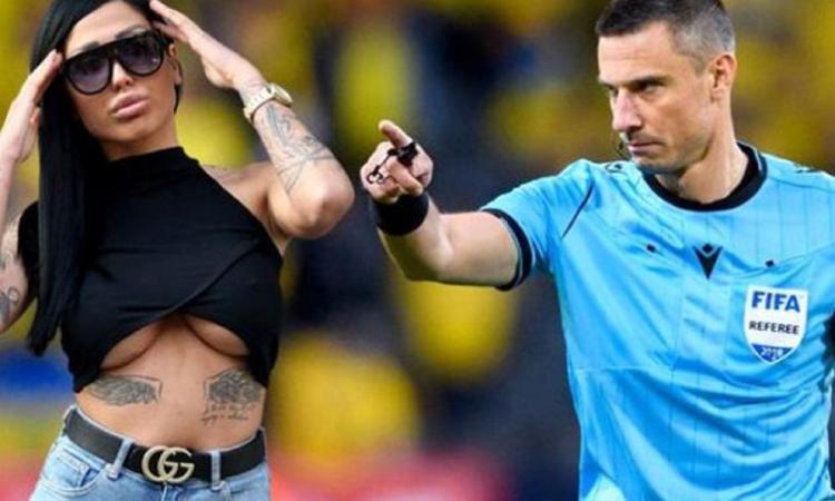 Dalla Champions alle sbarre: Vincic, l'arbitro arrestato per prostituzione, possesso d'armi e droga...per sbaglio!