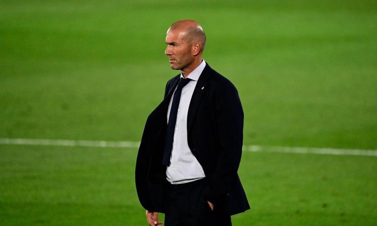 Juve, idea Zidane se salta Sarri. Ma che ingaggio!