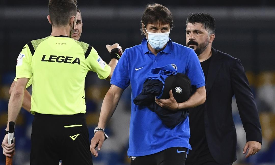 Inter, bivio tra Conte e Marotta: sarà tabula rasa?