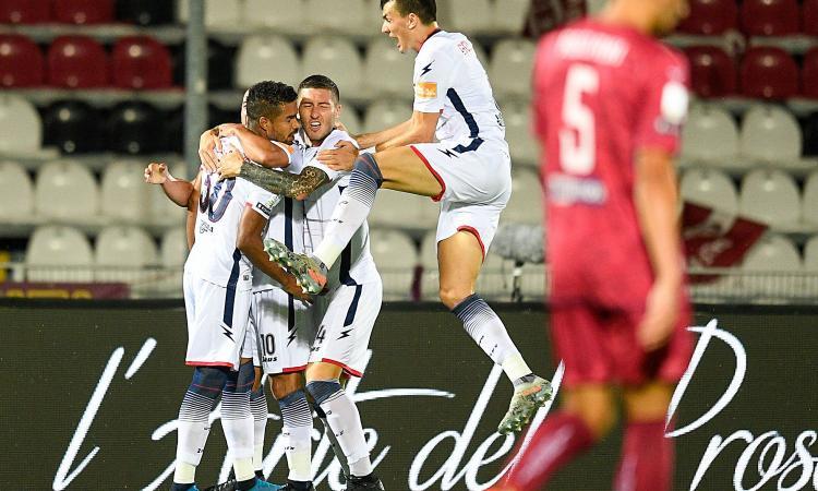 Serie B: 3-1 al Cittadella, il Crotone è secondo. Vincono Pordenone, Empoli e Cremonese. Livorno in Serie C