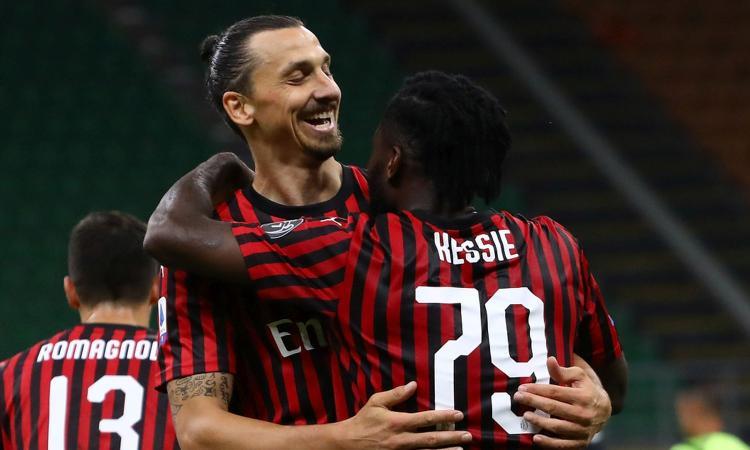 Milanmania: Kessie titolare in ogni club di Premier, doppio capolavoro di Pioli. A queste cifre nessuno è come Ibra!