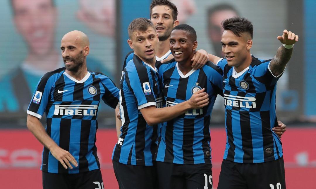 Schiacciassi Inter, bastano 6 reti per piegare il Brescia