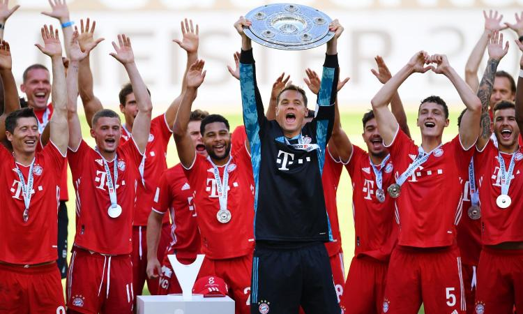 Bayern, metodo vincente: ha coraggio e spende metà della Juve. Oggi riparte la caccia al Triplete