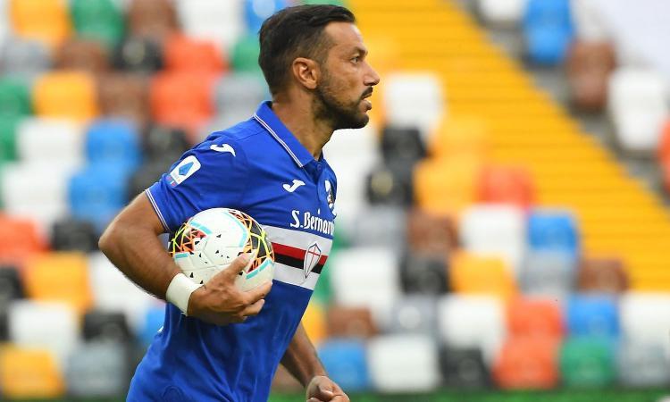 Brescia-Sampdoria, le formazioni ufficiali: fuori Joronen, ok Tonali e Quagliarella