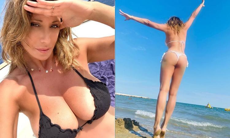 Sabrina Salerno regina dell'estate: ci fanno impazzire le NUOVE FOTO!