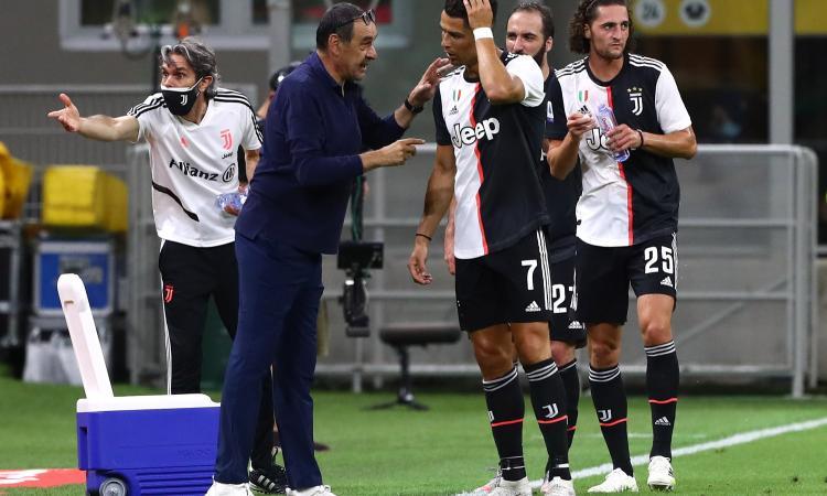 Juve e Sarri, quattro modi per perdere uno scudetto che Allegri avrebbe già vinto