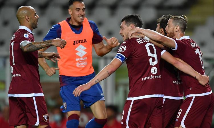 Serie A: l'Atalanta vince ancora, è terza. Pari Fiorentina, Sassuolo ok. Il Toro rimonta il Brescia e respira
