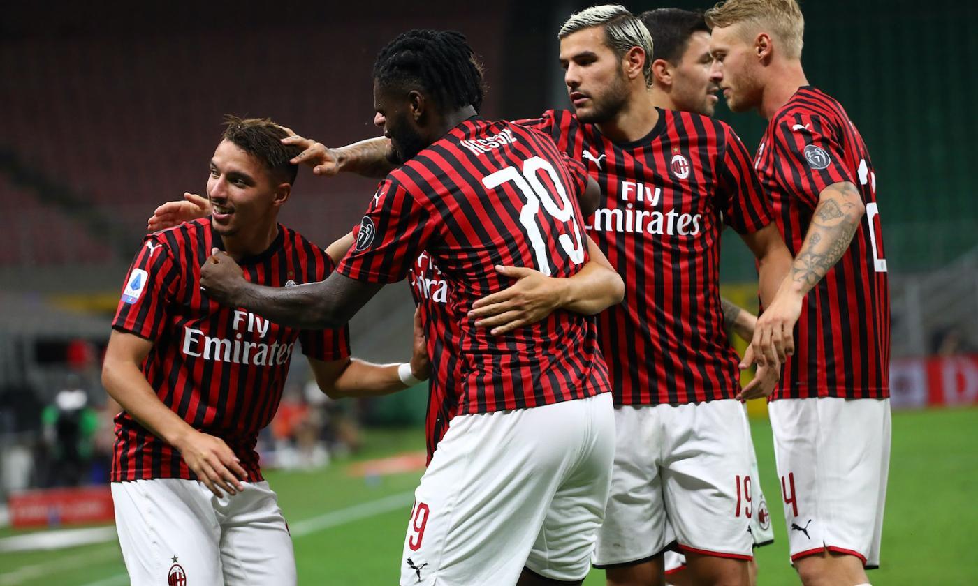 Milan, il valore della rosa aumenta: da Kessie a Rebic e Theo, ecco quanto  valgono i cartellini | Mercato | Calciomercato.com