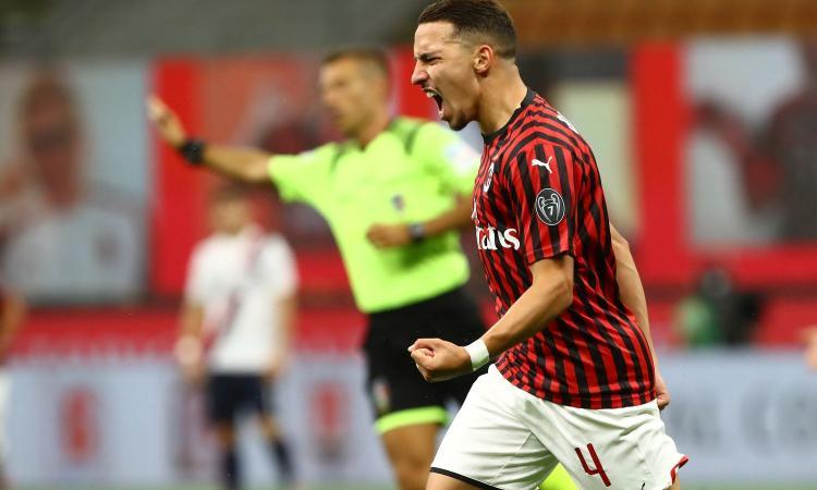Bennacer, la verità sulla clausola e la scelta del Milan se arriva Tonali