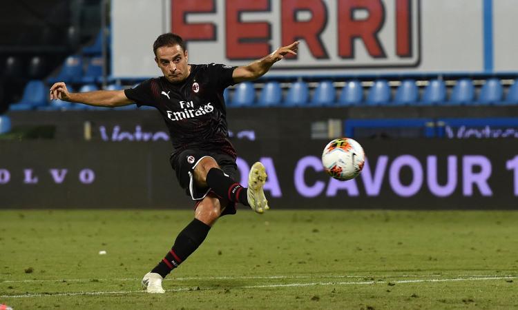 Dal gol al rientro col Napoli alla sfida al mentore Gattuso: Bonaventura 12° uomo del Milan, ma l'addio è vicino