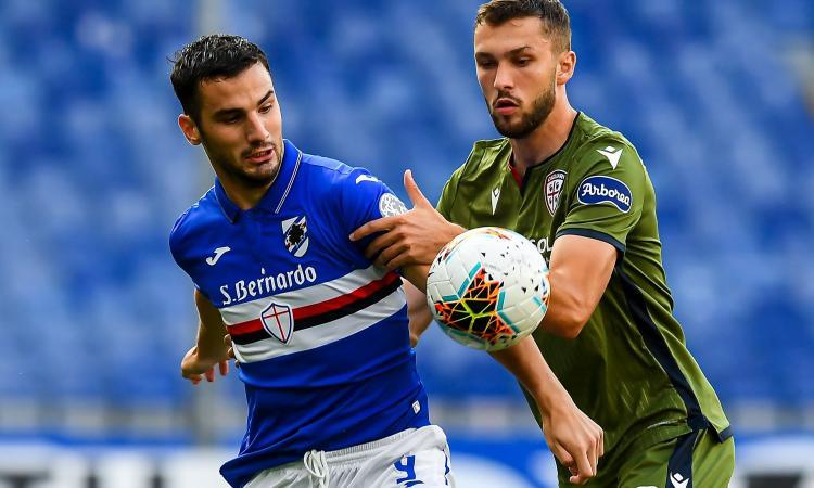 Sampdoria, la Salernitana bussa alla porta per uno dei quattro attaccanti