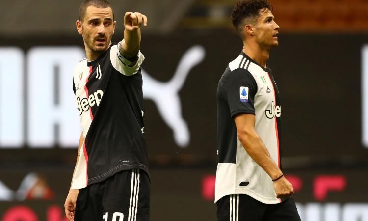 Juve, le pagelle di CM: Rabiot e Ronaldo non bastano. Bonucci è perso senza De Ligt