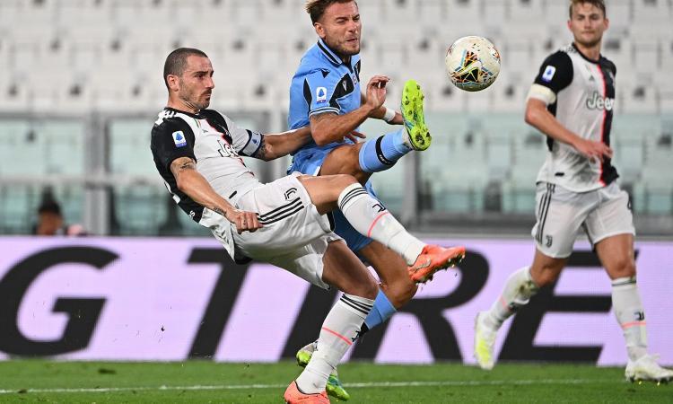 Bonucci è irriconoscibile: la Juve si aggrappa al fragile De Ligt
