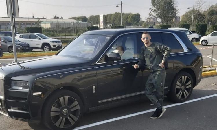 Inter, nuovi guai per Brozovic: passa col rosso e non supera l'alcoltest, patente ritirata