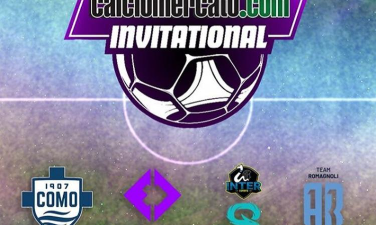 Calciomercato.com Invitational su Fifa 20, ora il torneo Xbox: Inter, Como, Exeed e Team AR13, ecco i player