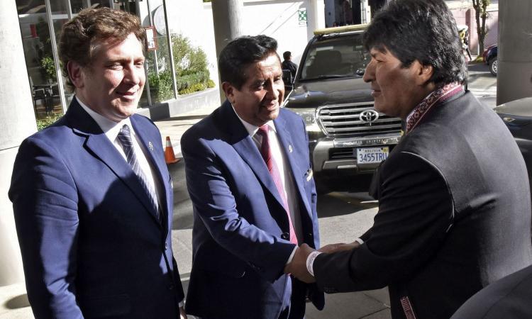 Bolivia: morto per coronavirus il presidente federale Salinas