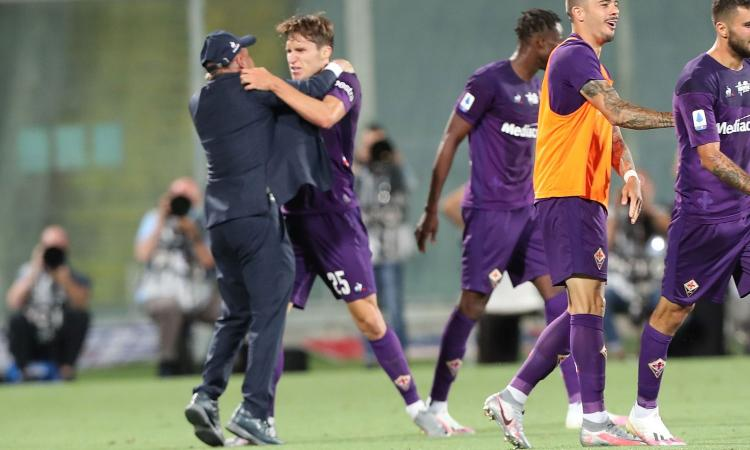 L'ingrato Amrabat spaventa, Chiesa e Cutrone fanno respirare la Fiorentina. Ora Iachini si gioca tutto a Lecce