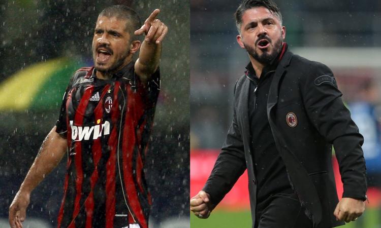 Gattuso ritrova il Milan. La 'ciofeca', Manchester e Istanbul, il derby di Coppa: i 10 ricordi in rossonero