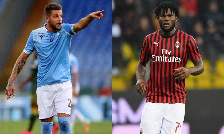 Serie A: da Milinkovic a Kessie e... Belotti, la top 15 dei giocatori più fallosi. Non c'è nessuno di Juve e Inter