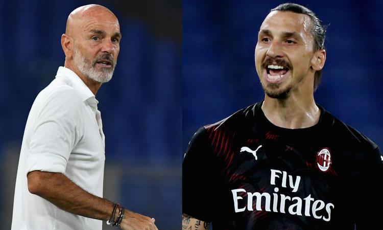 Milan, la promessa di Pioli e Ibrahimovic: prima l'Europa, poi l'addio