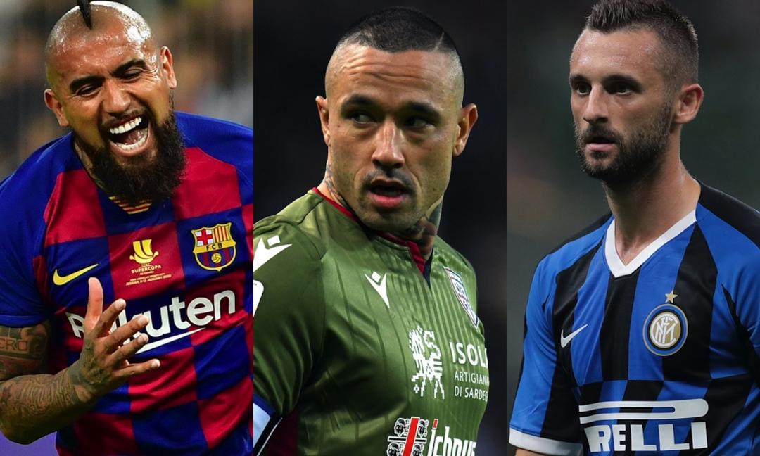 Inter, da Vidal a Dzeko: mercato sì, rivoluzione no