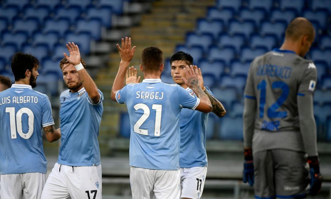 Pagellone di fine anno: promossi e bocciati della Lazio