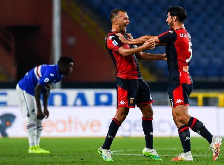 Genoa Criscito Salvezza Meritata Ma Ora Basta Salvarsi All Ultimo Serie A Calciomercato Com