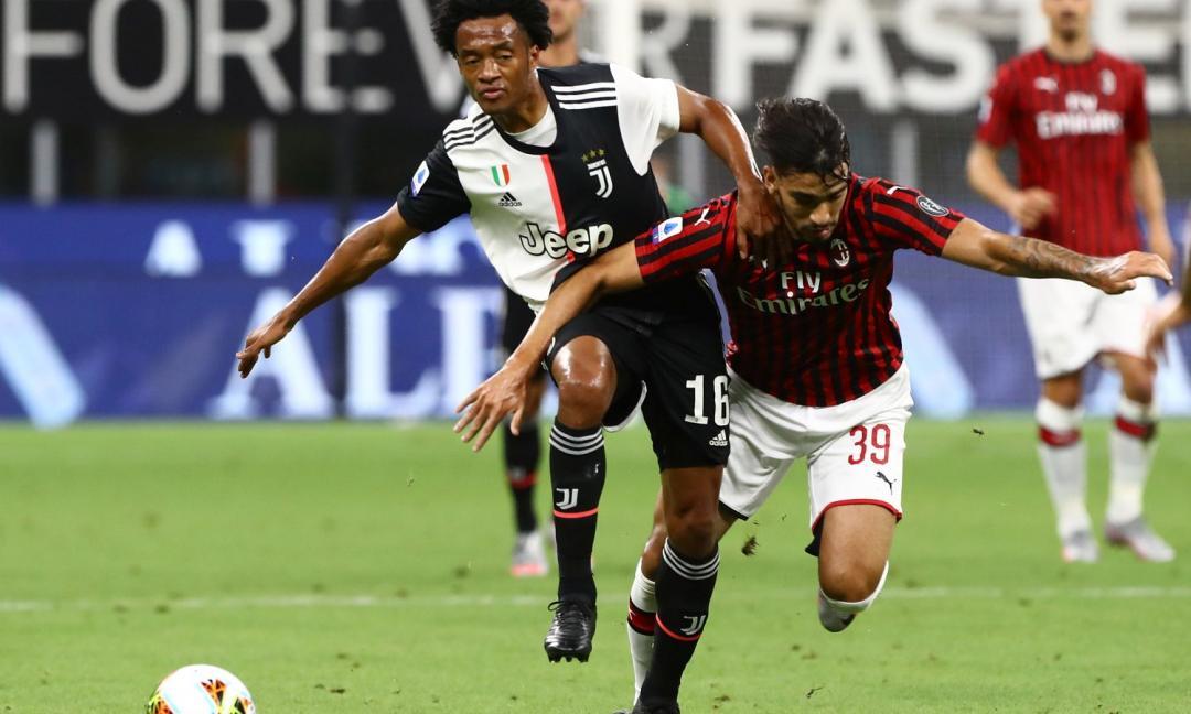 Milan-Juve: sogno o son desto?
