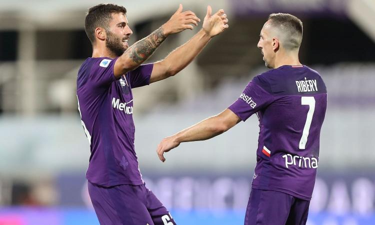 Convocati Fiorentina: out Ribery, ci sono Cutrone, Vlahovic e Kouame