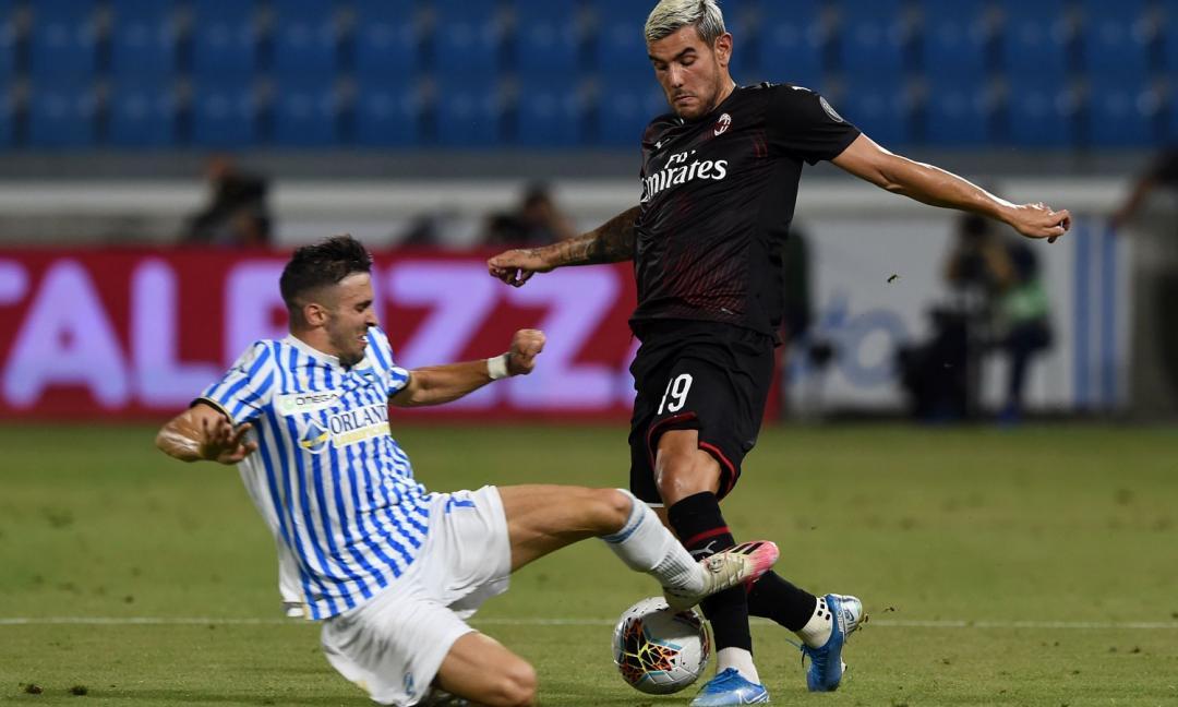 Il Milan pensa alla Lazio, mentre la Spal pensa al Milan