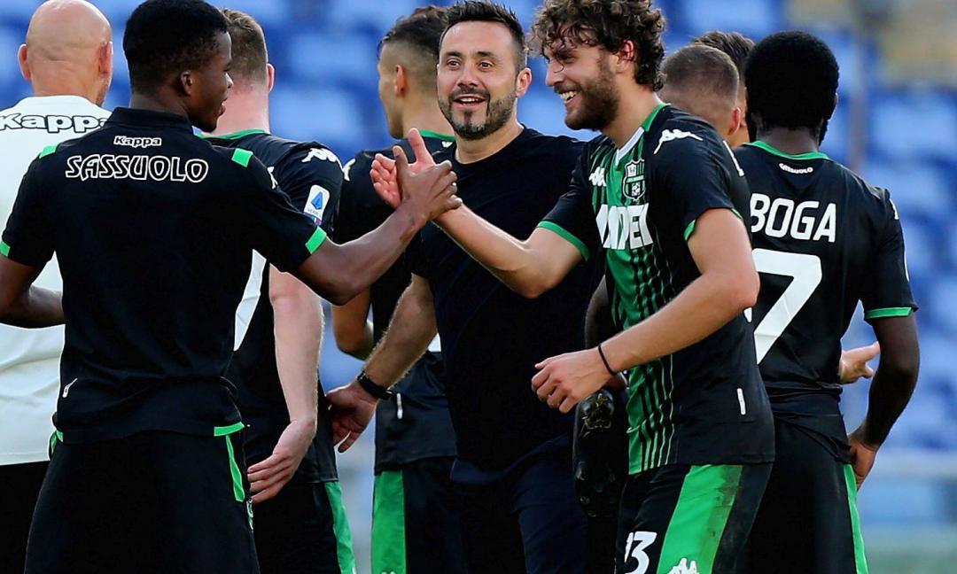 Il Sassuolo, la vera principessa della nostra Serie A