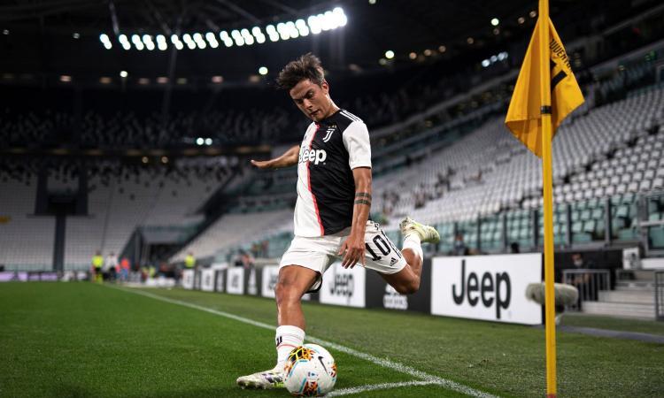 Juve: le ultime sulla gestione di Dybala contro la Roma