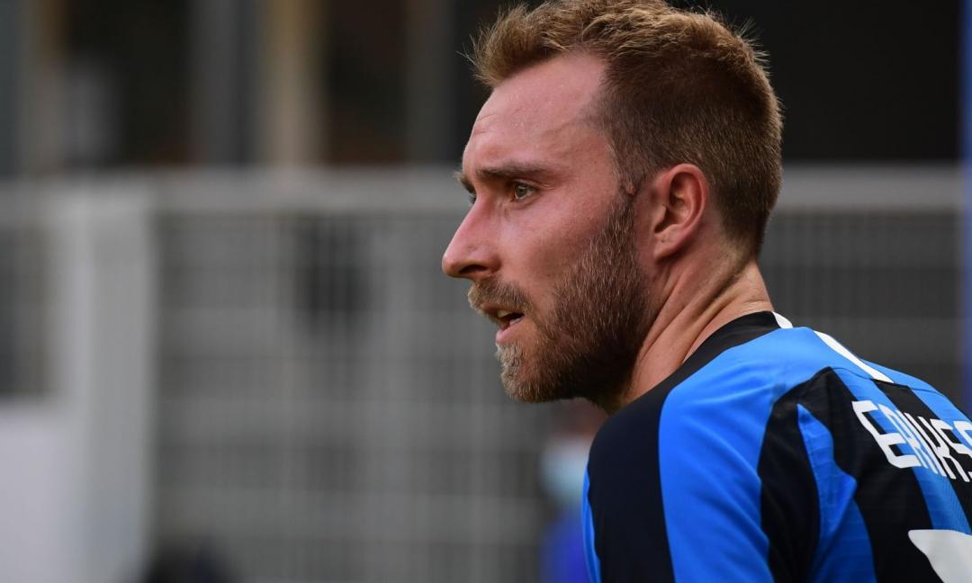 Eriksen ha sconvolto i piani tattici dell'Inter, FALSO