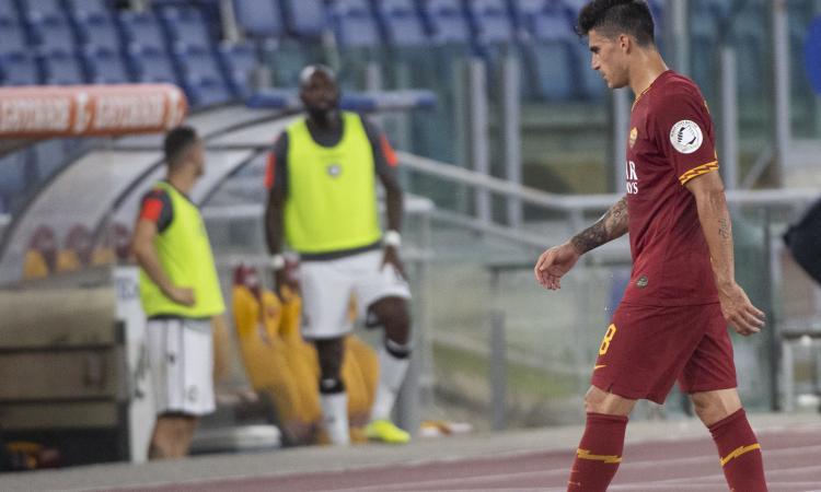 Roma-Udinese, le pagelle di CM: Perotti imbarazzante, Kalinic l'ombra di un bomber