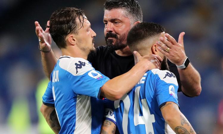 Serie A: Lazio, Roma e Napoli senza problemi per i bookies