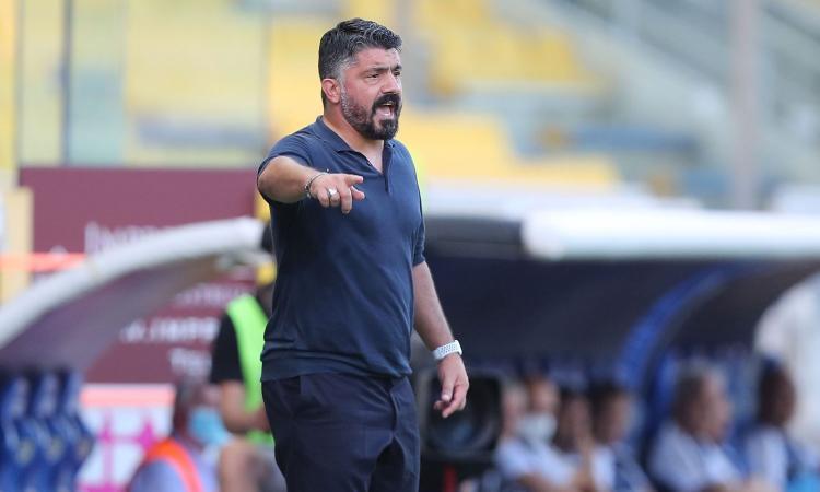 Napoli, Gattuso: 'Ho esagerato, dovevo essere espulso. Su Insigne e il Barcellona...'