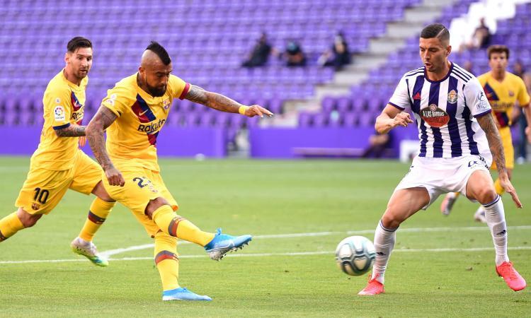 Vidal su e Tonali giù, ma non cambiano i piani dell'Inter