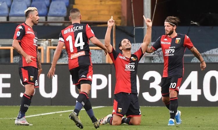 Genoa, Goldaniga: 'Emergenza alle spalle. Derby? Si vince col cuore'