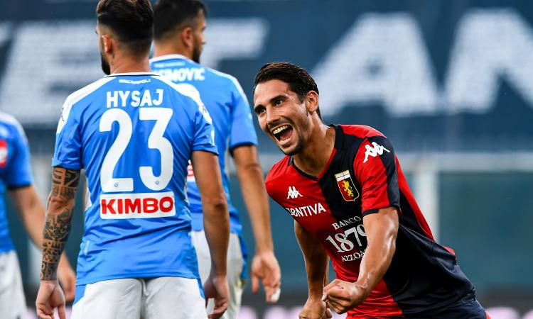Genoa, Goldaniga si lega al Grifone: 'Per me non è un matrimonio a tempo determinato'