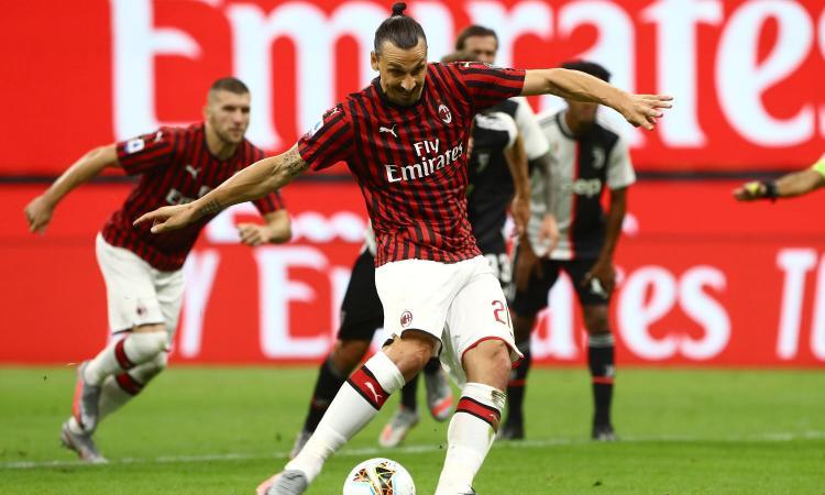 Milan, Ibra e il pallone: 'Il mio miglior amico'