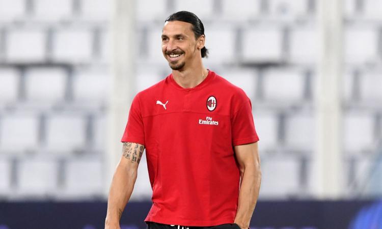 Ibra: 'Non sono uno da Europa League, difficile che resti al Milan. Rangnick chi? Non lo conosco!'