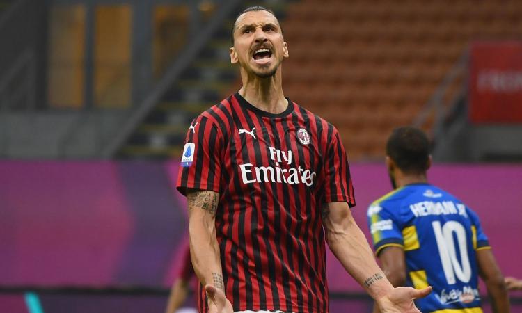 Milan-Parma, le pagelle di CM: Ibra inconcludente, Donnarumma si rialza. Kulusevski formato Juve
