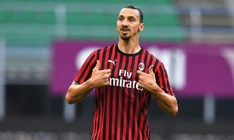 Milan, scelto il vice Ibrahimovic