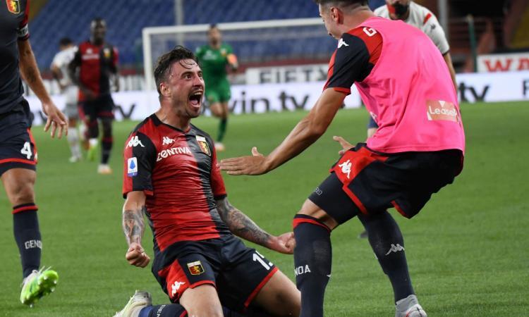 Monza: occhi su un centrocampista del Genoa