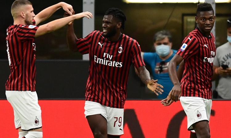 Milan, le pagelle di CM: Kessie domina, Ibrahimovic infinito. Donnarumma, parata da fenomeno!
