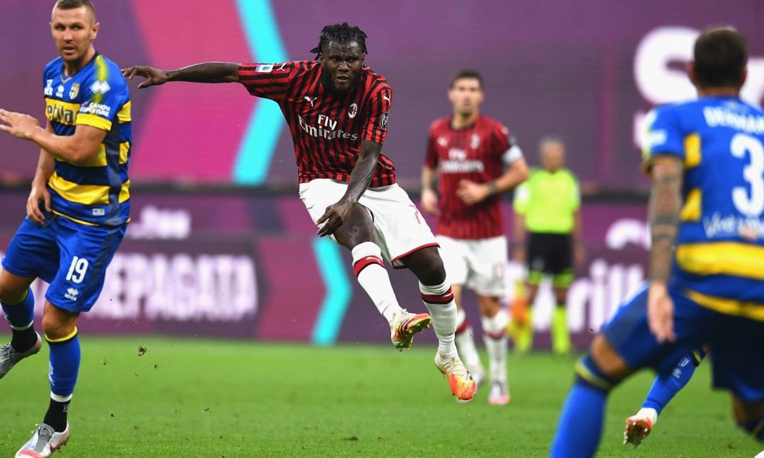 Tre gol e tre punti per il Milan, ma il clima è pericoloso
